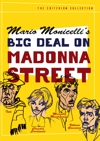 Big Deal on Madonna Street (Criterion DVD)