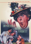 The Importance of Being Earnest (Criterion DVD)