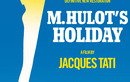 M. Hulot's Holiday Poster