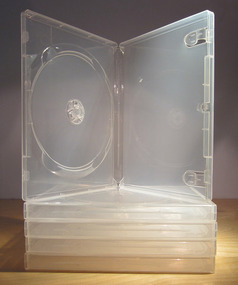 Clear Blu-ray Case (5-pack)