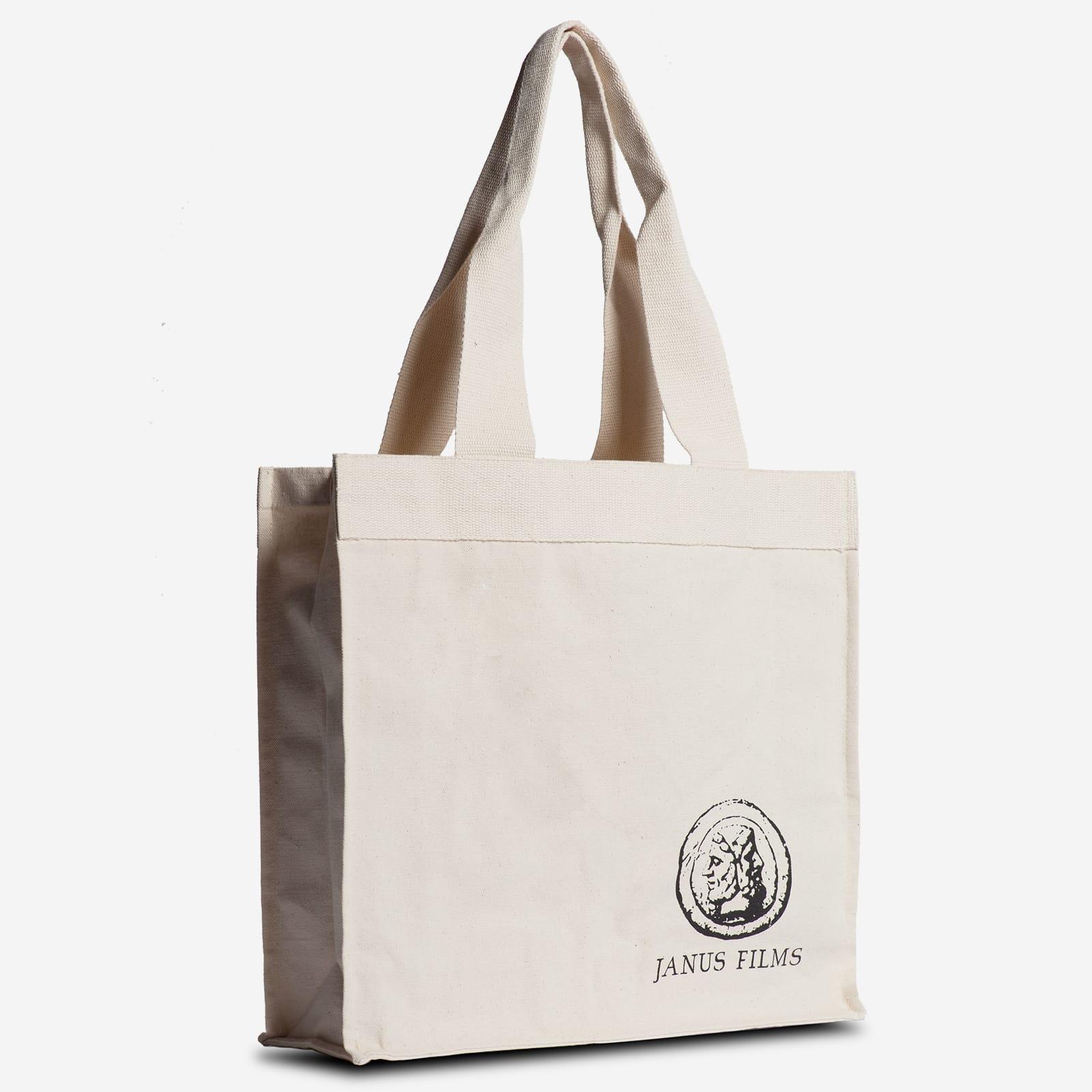 Janus Films Canvas Bag