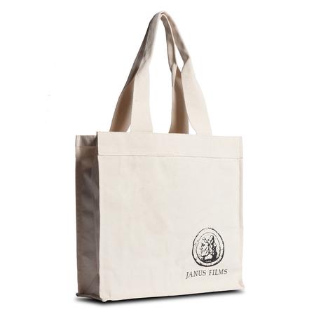 janus films canvas bag shop the criterion collection