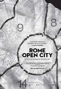 Rome Open City poster