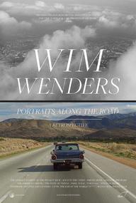 Wim Wenders Retrospective Poster