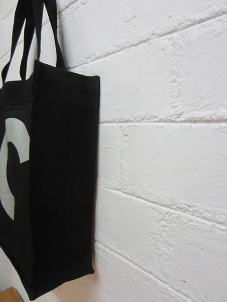 Criterion Collection canvas bag