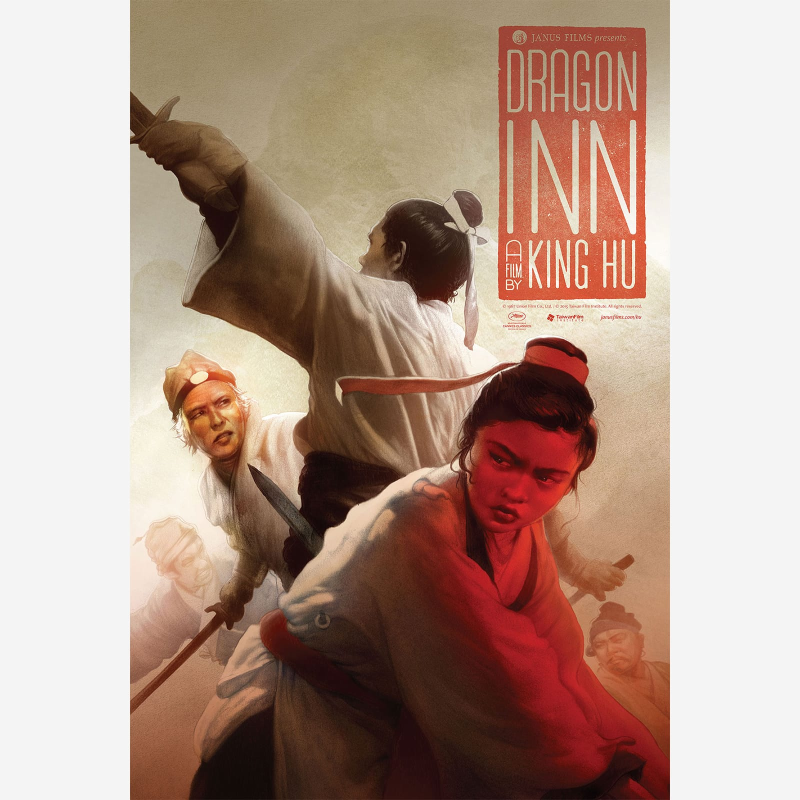 Dragon Inn Poster