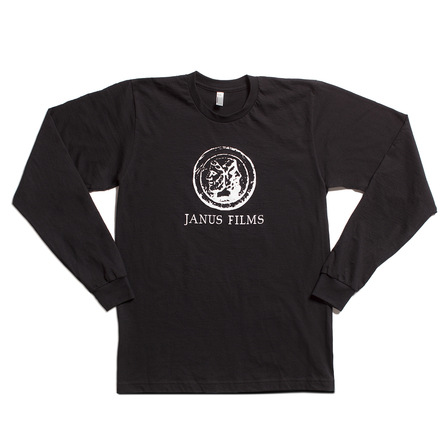 Long-Sleeved Janus Films T-shirt