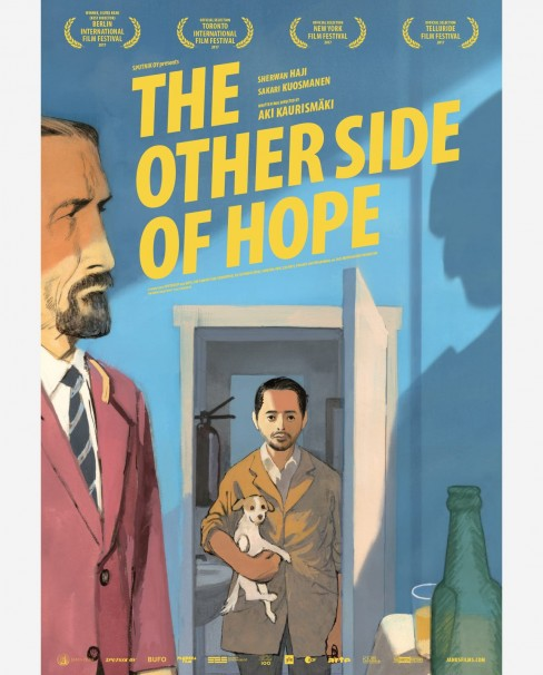 The Other Side of Hope poster