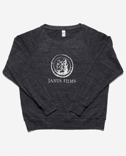 Women's Janus Films Long-sleeved Raglan T-shirt