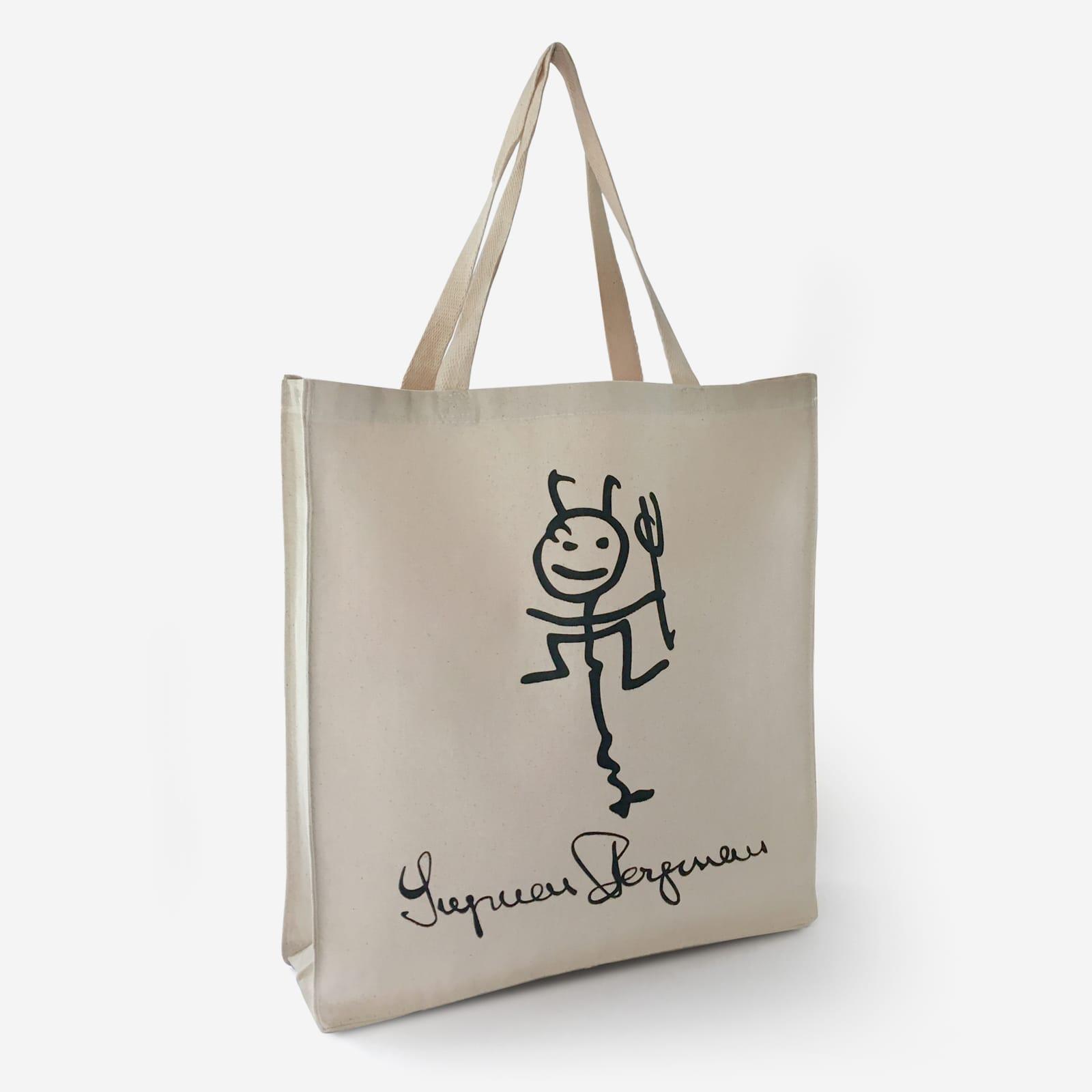 Ingmar Bergman Canvas Bag