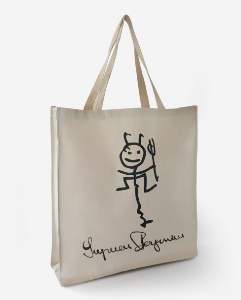 Ingmar Bergman Canvas Bag