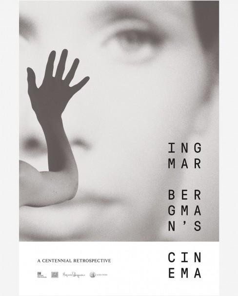 Ingmar Bergman's Cinema Poster