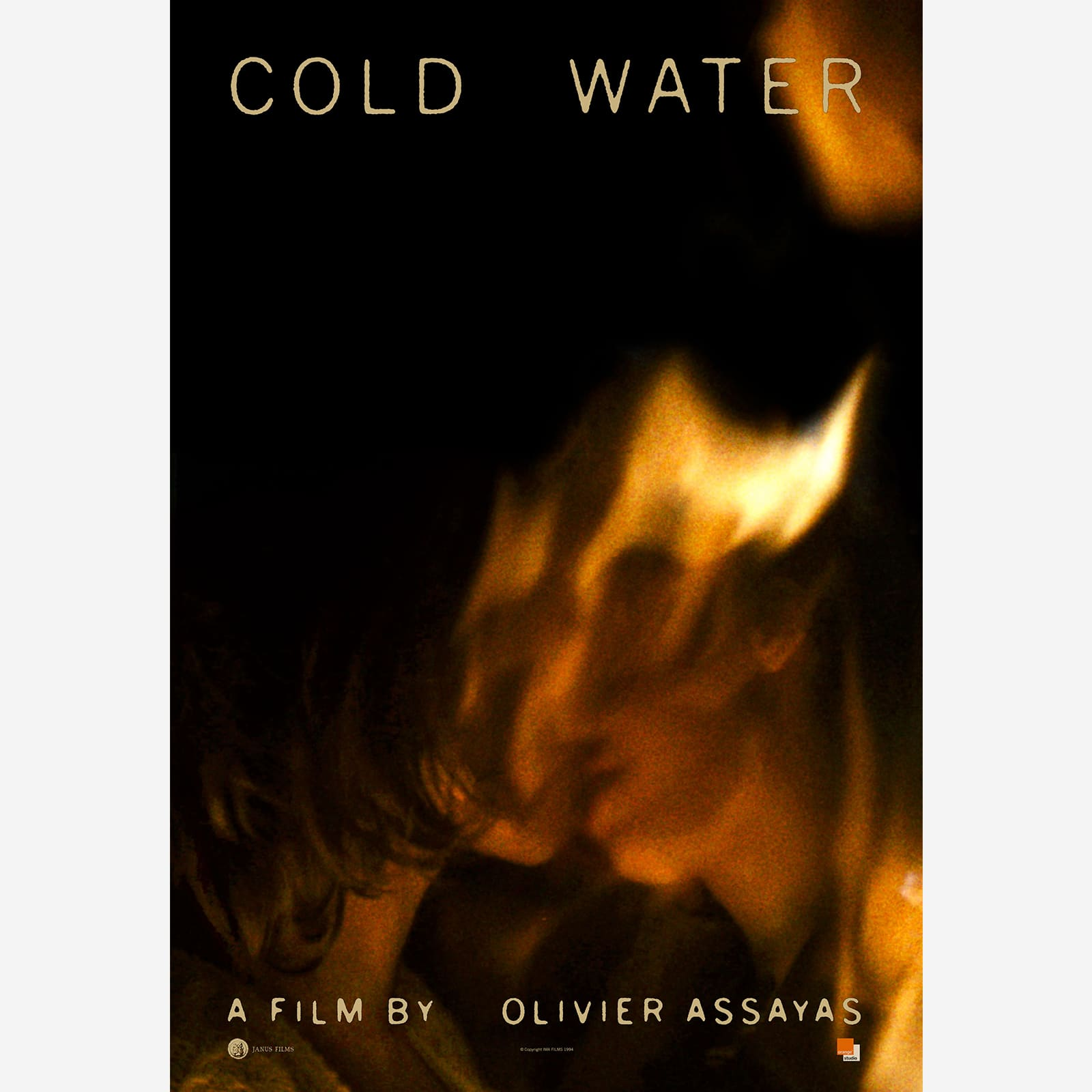 Cold Water Poster