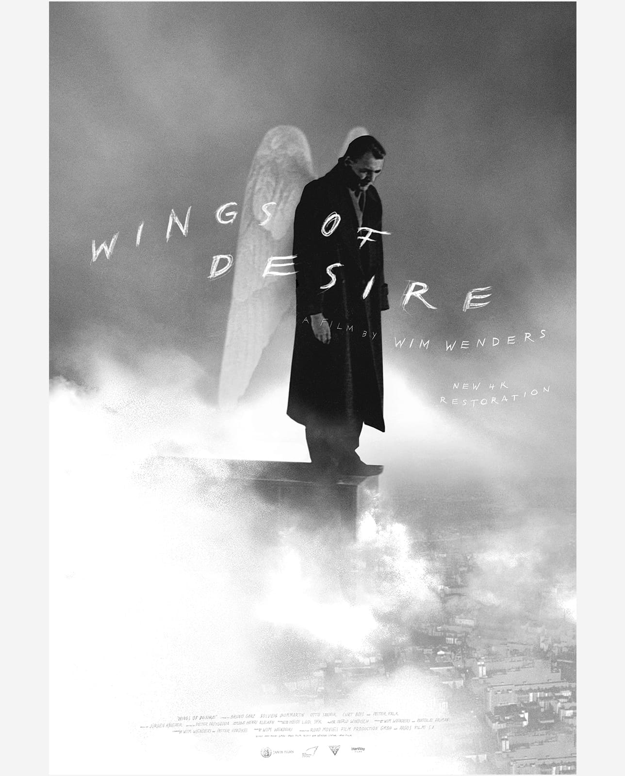 Wings of Desire Poster
