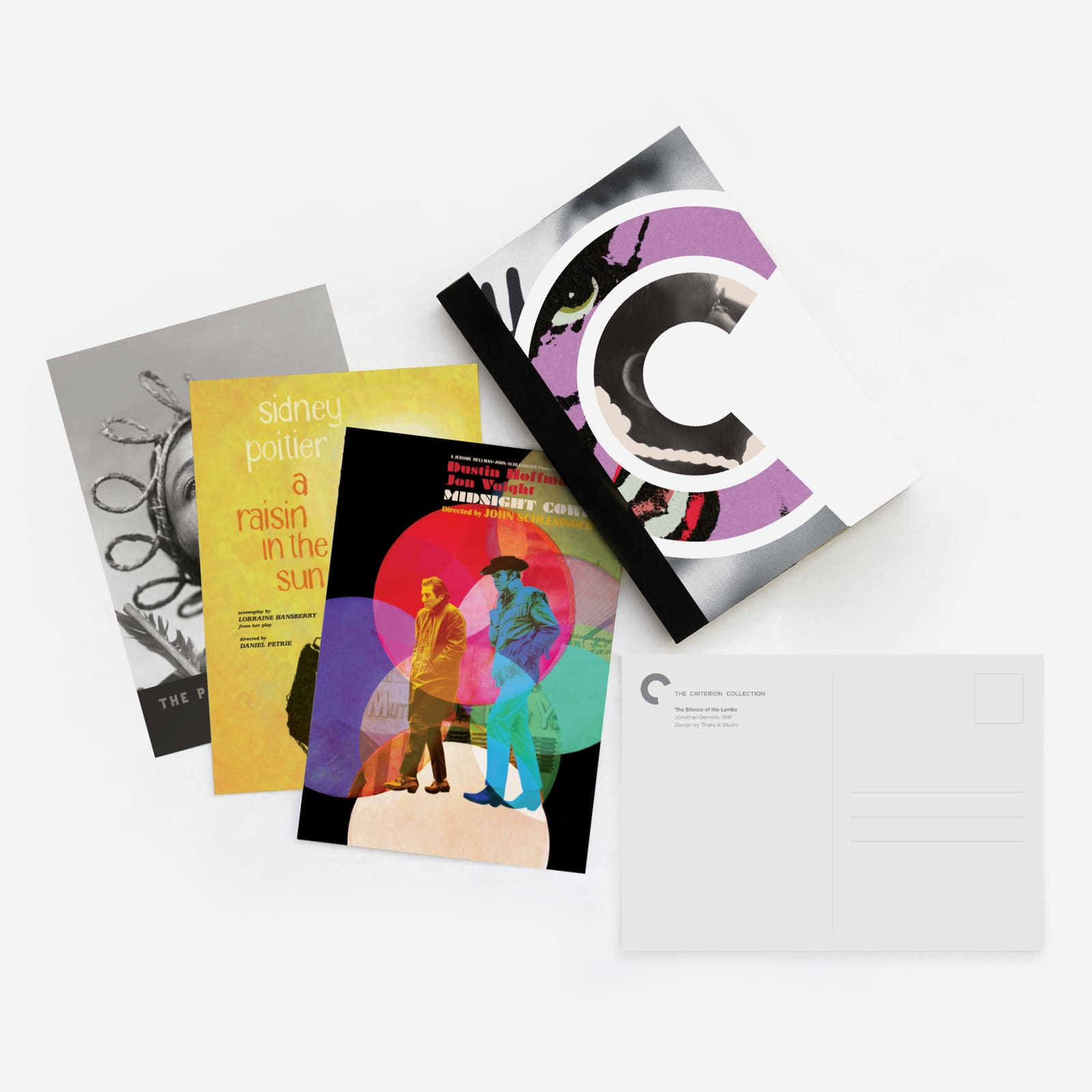 Criterion Postcards Volume 3