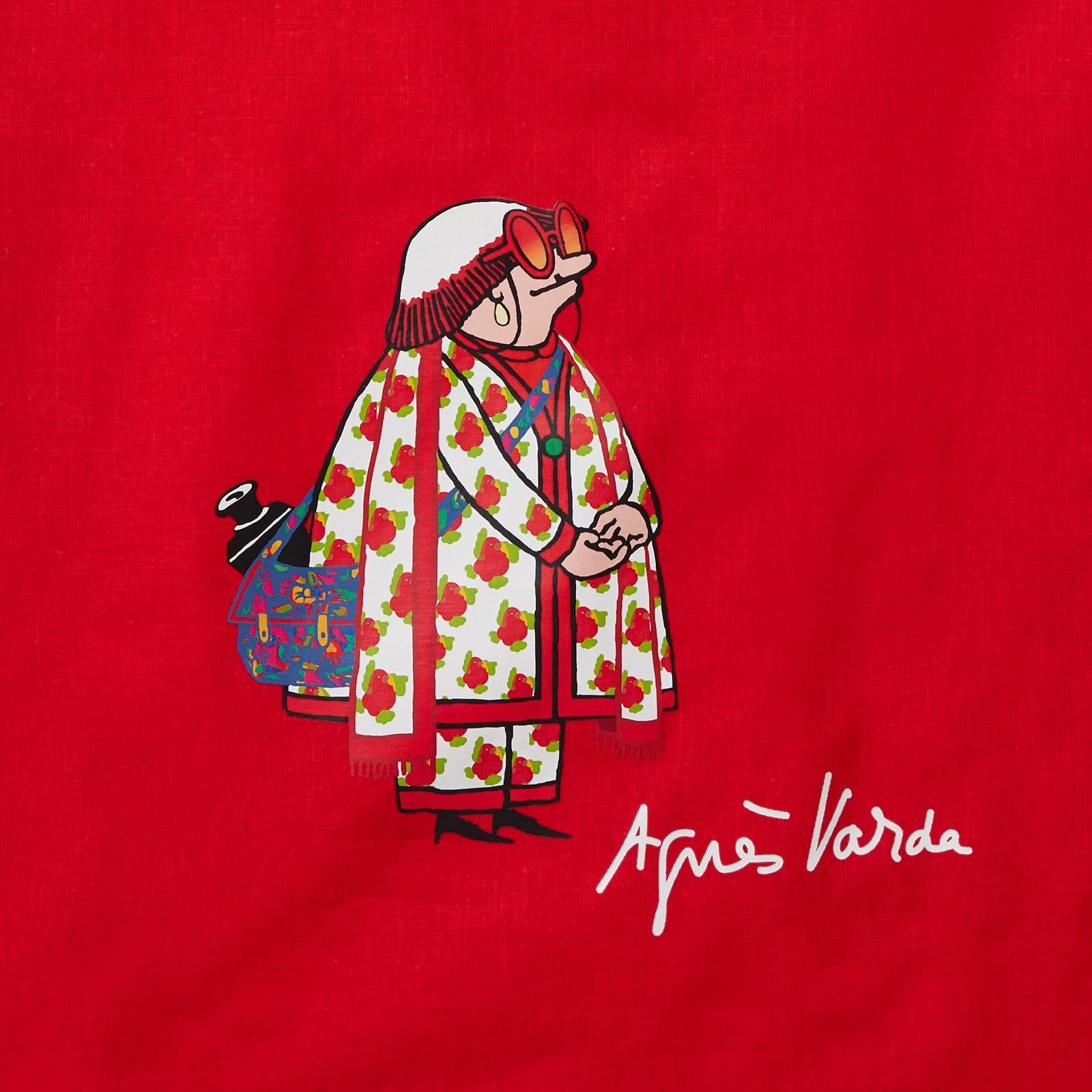 Agnès Varda Tote Bag