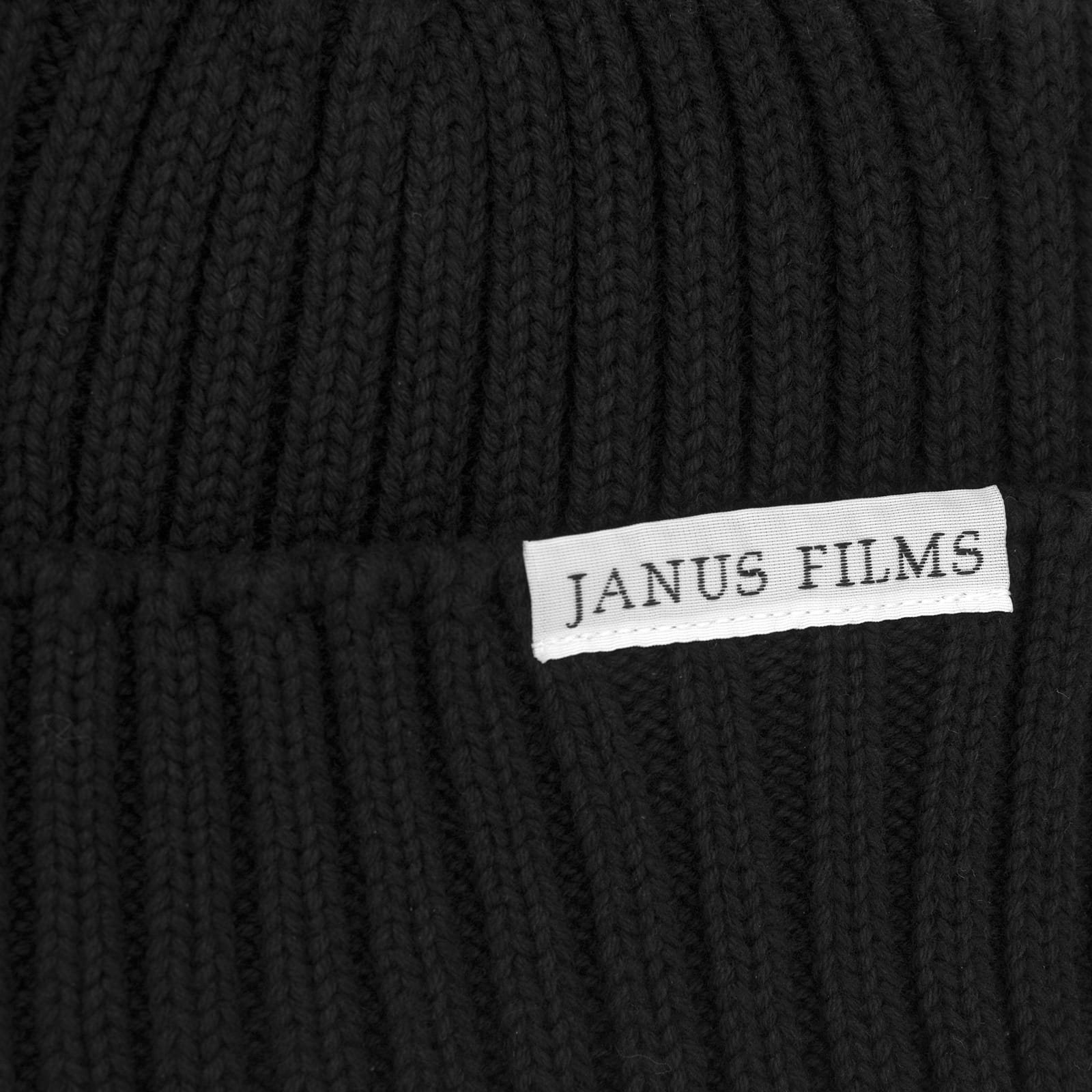 Janus Films Knit Cap
