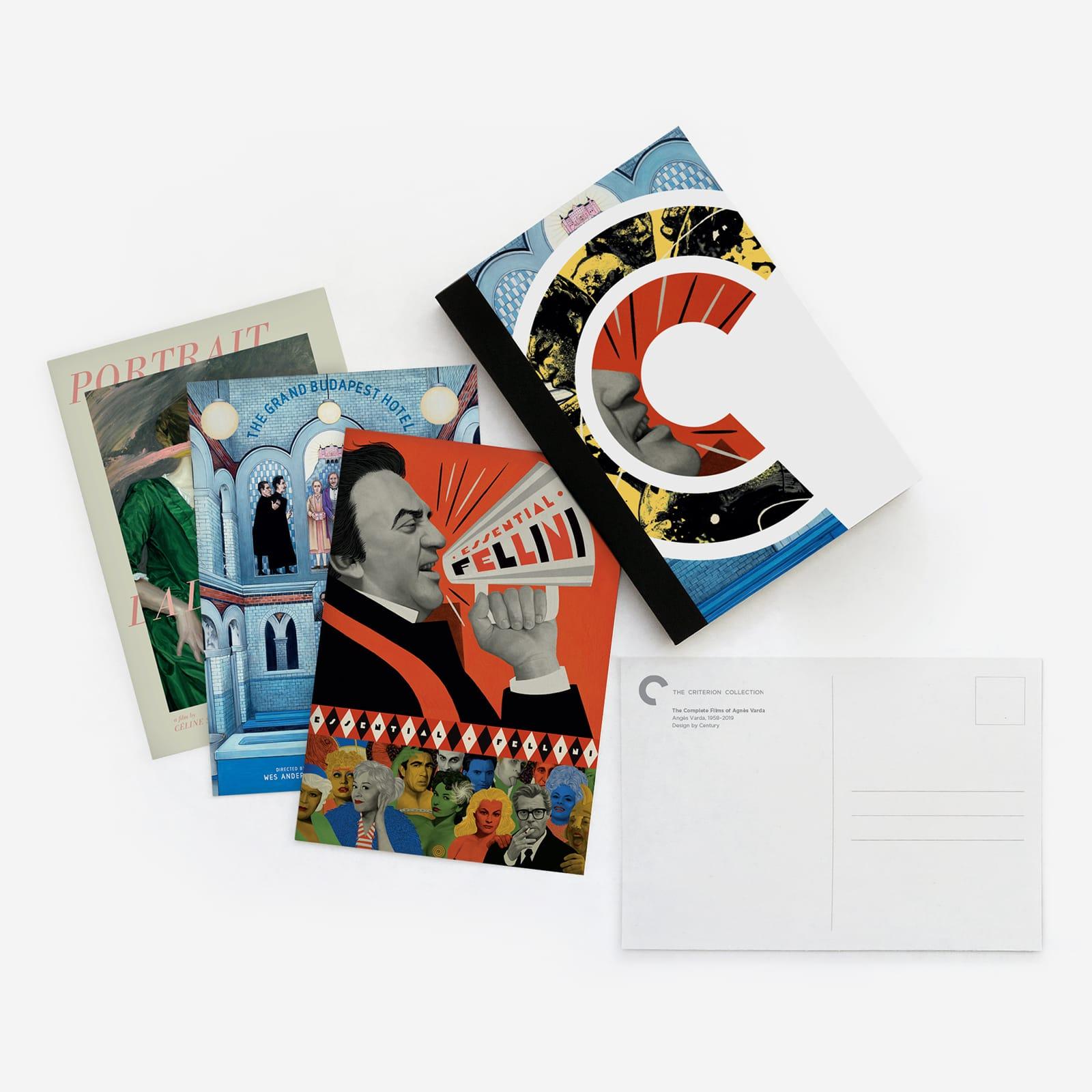 Criterion Postcards Volume 5