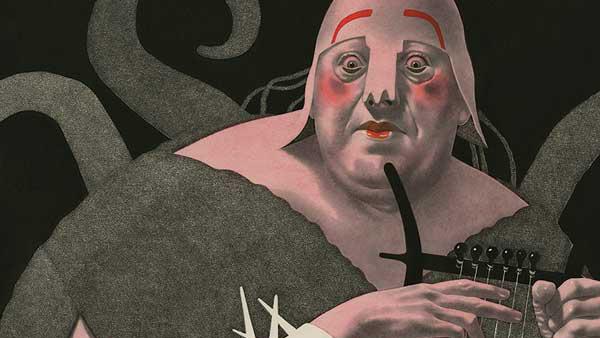 Criterion Designs: Fellini Satyricon by Edward Kinsella