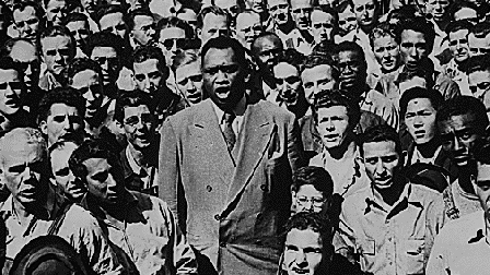 Paul Robeson: Tribute to an Artist Film Still