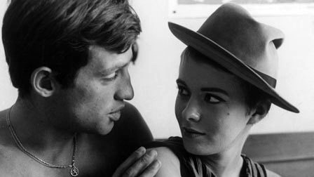 breathless | Jean-Luc Godard. 1960