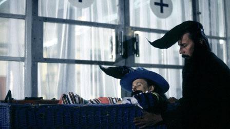 Leningrad Cowboys Meet Moses Film Still
