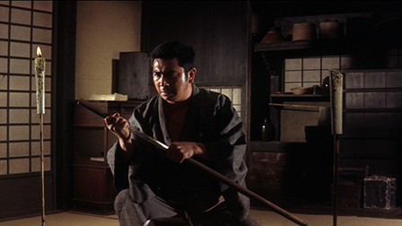 New Tale of Zatoichi Film Still
