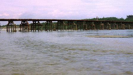 Zatoichi's Pilgrimage Film Still