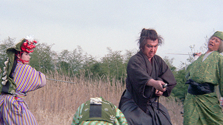 Lone Wolf and Cub: Baby Cart at the River Styx Film Still