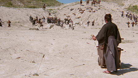 Lone Wolf and Cub: Baby Cart to Hades Film Still