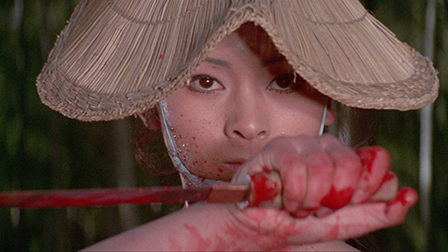Lone Wolf and Cub: Baby Cart in Peril Film Still