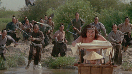 Lone Wolf and Cub: Baby Cart in the Land of Demons Film Still