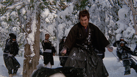 Lone Wolf and Cub: White Heaven in Hell Film Still