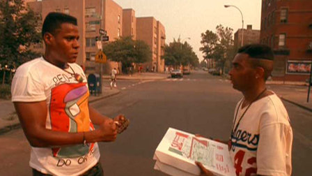 "an analysis of the film do the right thing ""do the right thing,"" spike lee's ambitious, funny, infuriating and mostly brilliant film about a hot hot day in a bedford-stuyvesant neighborhood, begins with a sexy, militant funk and."