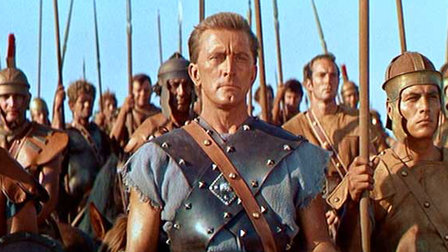 Spartacus Film Still
