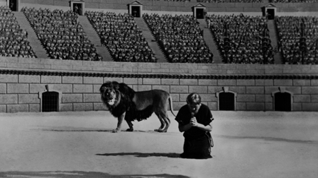Androcles and the Lion Film Still