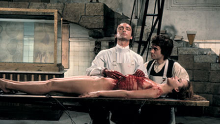 Flesh for Frankenstein Film Still