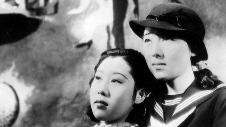 Osaka Elegy Film Still
