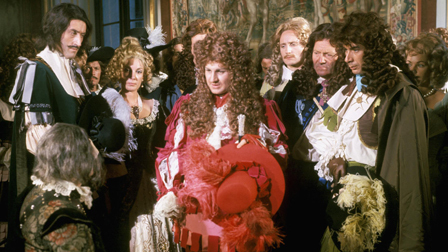 The Taking of Power by Louis XIV Film Still