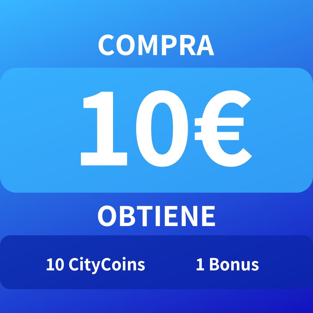 10 CityCoins