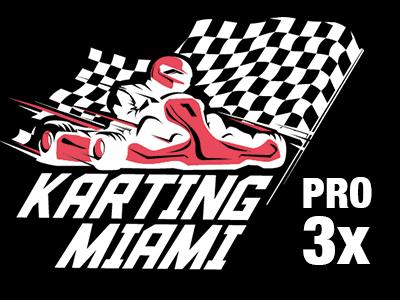 Pro Track Karting 3x