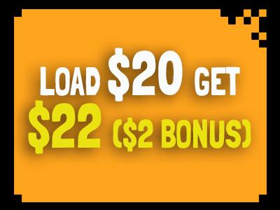 Spend $20 Online