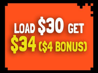 Spend $30 Online