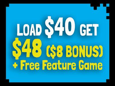 Spend $40 Online