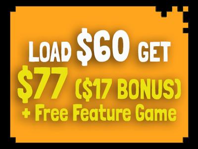 Spend $60 Online
