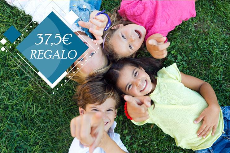 RECARGA €30 Y OBTÉN €37,50 DE REGALO