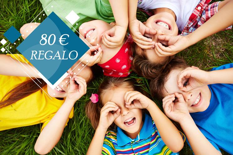 RECARGA €50 Y OBTÉN €80 DE REGALO