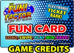 $20 NEW GAME CARD