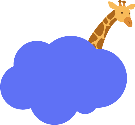Cloud Girafe
