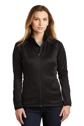 76096645a8bf The North Face NF0A3LHA - Ladies Canyon Flats Stretch Fleece Jacket ...